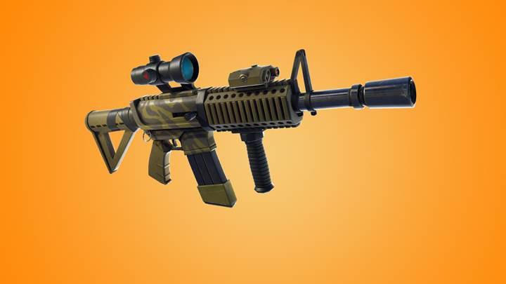 Fortnite'ın yeni güncellemesinde termal saldırı tüfeği ve futbol stadyumu yer alıyor