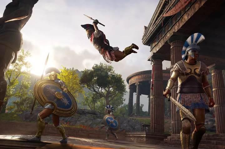 Ubisoft'un E3 2018 konferansında tanıttığı oyunlar ve fragmanları