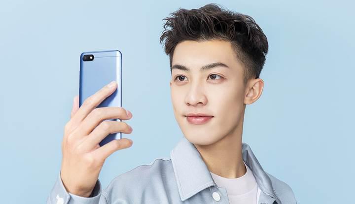 MediaTek işlemcili Xiaomi Redmi 6 ve Xiaomi Redmi 6A tanıtıldı