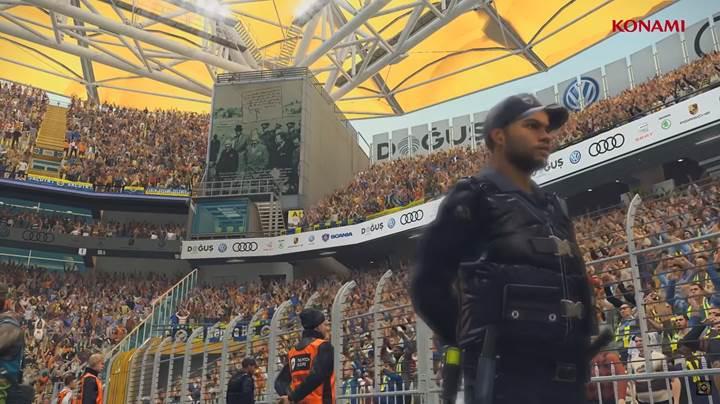 PES 2019'da Fenerbahçe Şükrü Saraçoğlu Stadyumu yer alacak [Video]