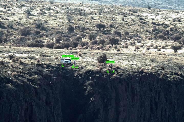 ABD-Meksika sınırına yapay zeka destekli sanal duvar sistemi geliyor