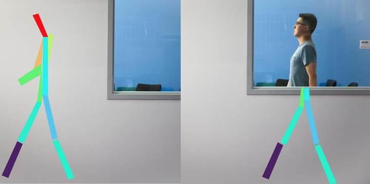 Duvarın arkasındaki hareketleri tahmin eden yapay zeka geliştirdi