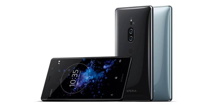 Xperia XZ3 kameralara yakalandı
