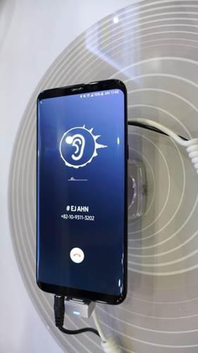Samsung, Galaxy S10'da çentik kullanmamak için kemik iletim teknolojisine yer verebilir