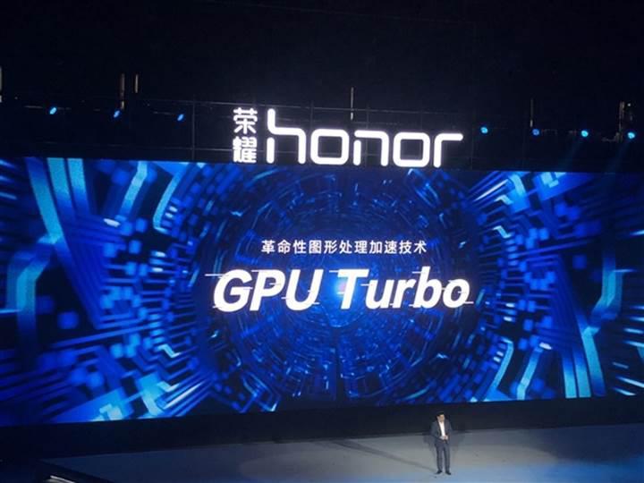 Huawei cihazlarına performans arttırıcı GPU Turbo yazılımı geliyor