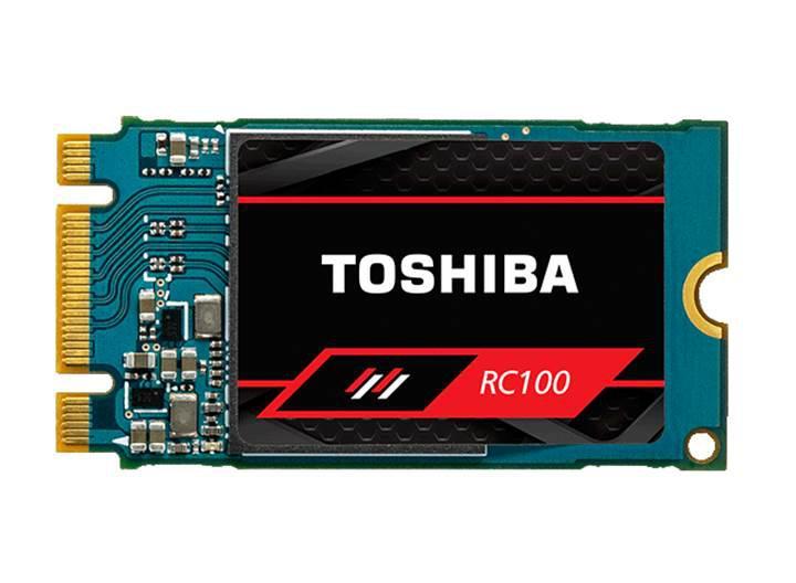 Toshiba'dan maliyet odaklı OCZ RC100 SSD serisi