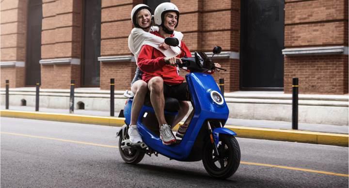 Trafikten sıkılanlara elektrikli çözüm: 170 km menzilli scooter