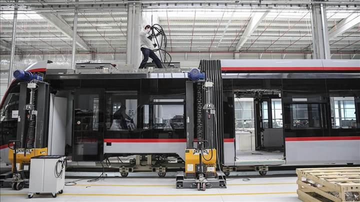 Bozankaya, Türkiye'nin ilk metro ihracatına hazırlanıyor