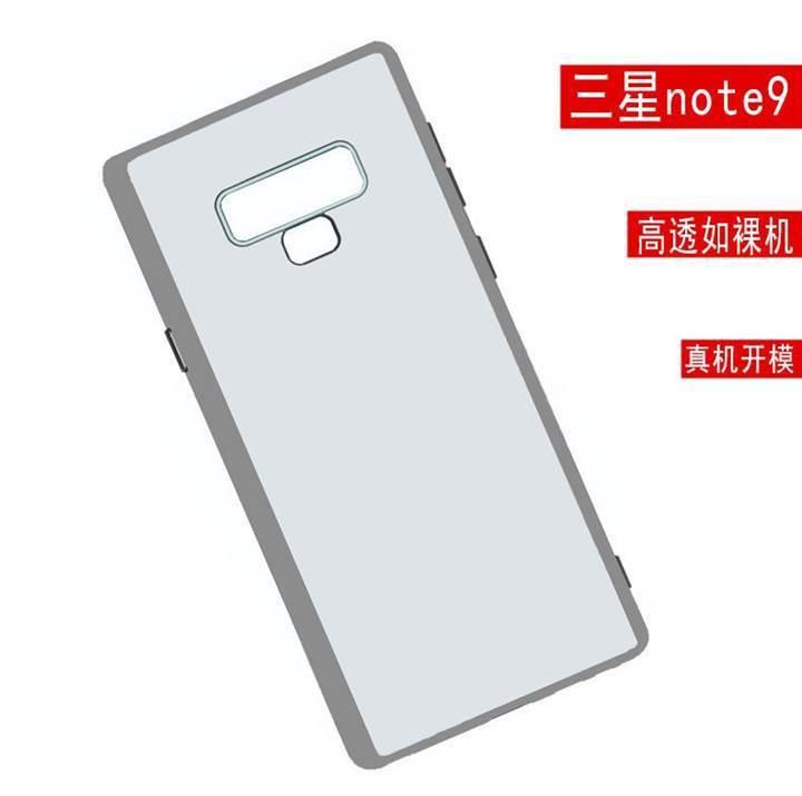Galaxy Note 9 denklanşör butonuyla gelecek