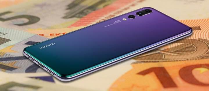 Huawei, P20 serisinin şimdiye kadar 6 milyondan fazla sattığını açıkladı