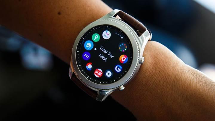 Samsung'un yeni akıllı saati Gear S4, Ağustos ayında tanıtılabilir
