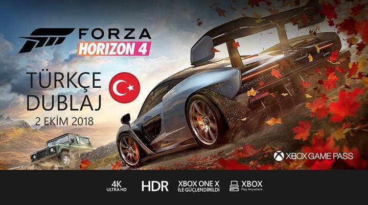 Microsoft'un yeni oyunları Türkçe dil desteği ile çıkacak
