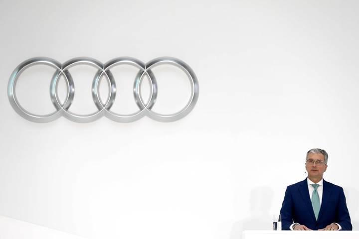 Otomobil devi Audi'ye şok! Şirketin CEO'su bu sabah tutuklandı