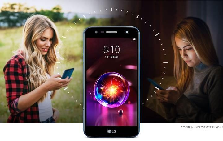 LG X5 (2018) resmen tanıtıldı: 4.500 mAh pil ve Android 8.0