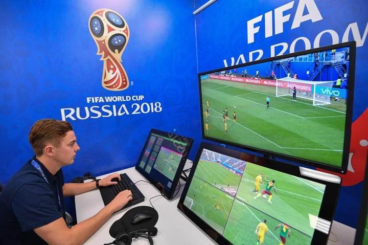 2018 Dünya Kupası'nda kullanılan yeni teknolojiler neler?