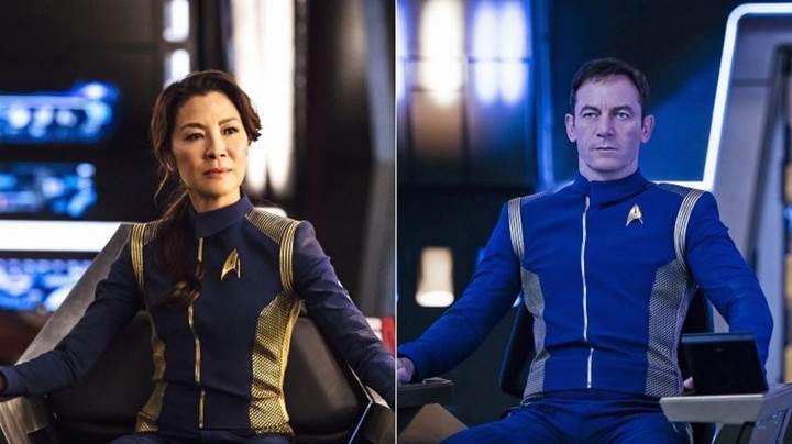 Star Trek dizilerine yenileri ekleniyor