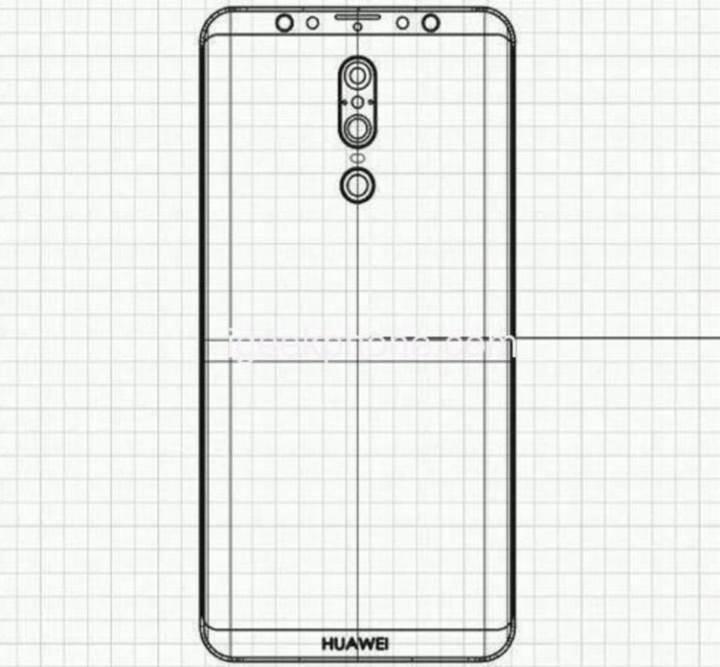Huawei Mate 20 Pro çalışırken görüntülendi