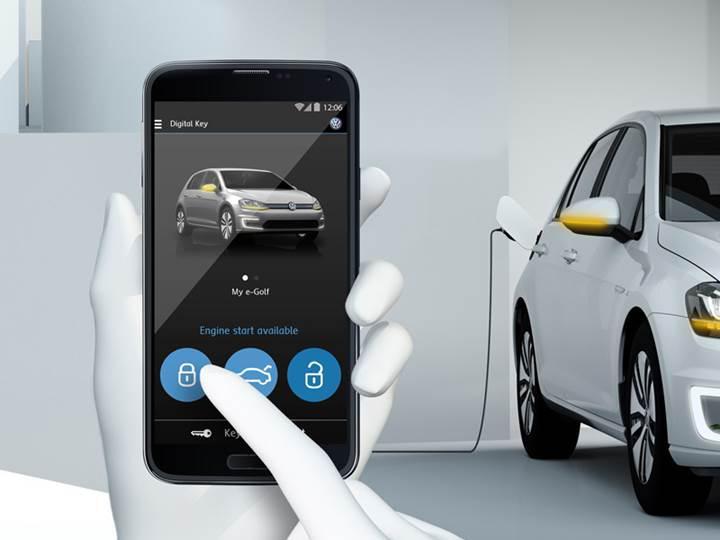 Akıllı telefonların araba anahtarı olarak kullanılabilmesi için çalışmalar başladı