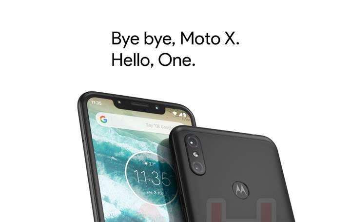 Motorola'nın çentikli telefonuna ait yeni fotoğrafları ortaya çıktı