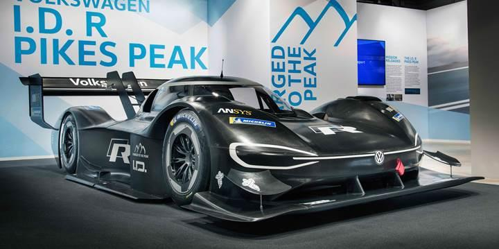Volkswagen I.D R Pikes Peak, sıralama turunda en iyi süreyi elde etti