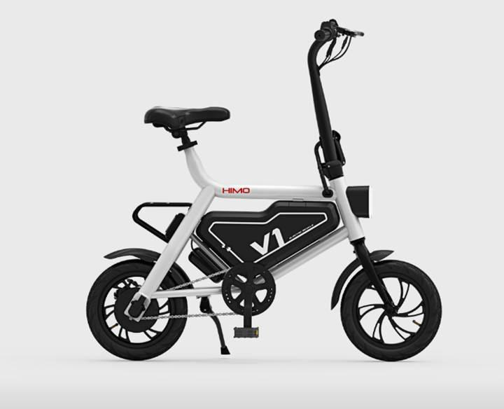 Xiaomi, 50 km menzil sunan elektrikli bisikleti Himo'yu tanıttı