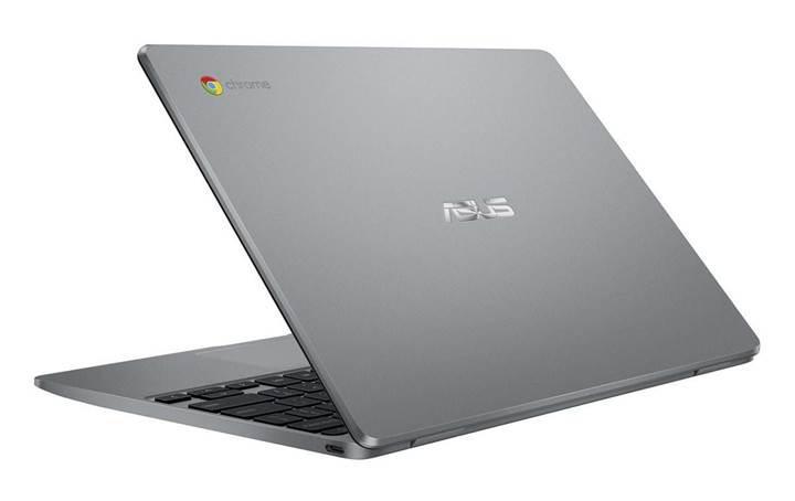 Asus'un ultra ince Chromebook'u ortaya çıktı