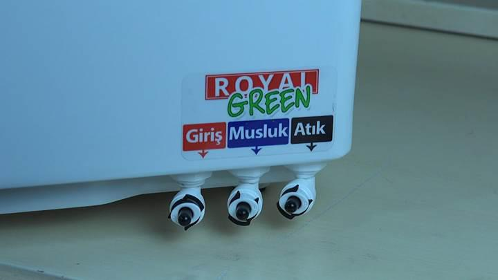 Royal Green Lux Plus Su Arıtma Cihazı