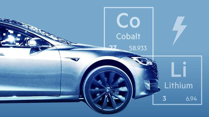 Elektrikli otomobil bataryalarında kobalt kullanmamak mümkün mü?