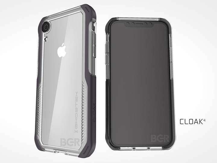 Apple'ın 6.1 inç LCD ekranlı iPhone modelinin görseli ortaya çıktı