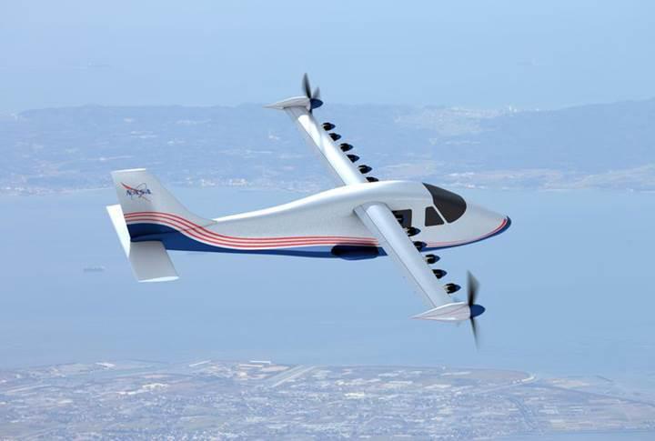 NASA'nın elektrikli uçağı ilk uçuşuna yaklaşıyor