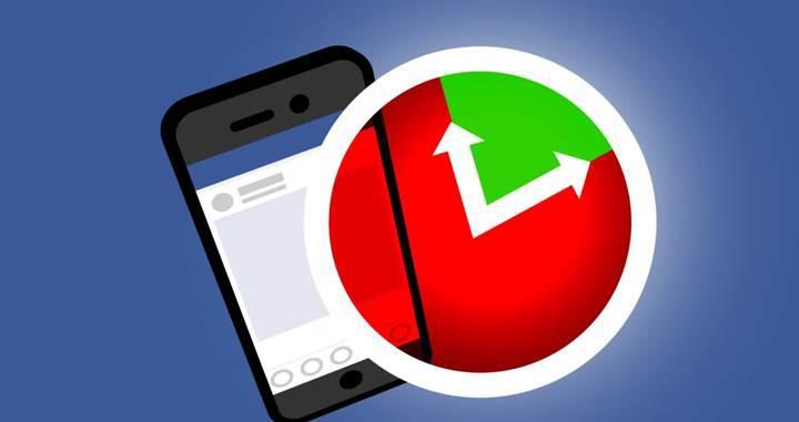 Facebook'un yeni özelliği, sitede ne kadar zaman harcadığınızı gösterecek