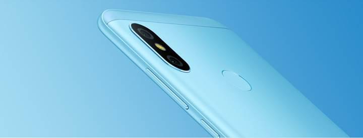 Xiaomi Redmi 6 Pro tanıtıldı! İşte özellikleri ve fiyatı