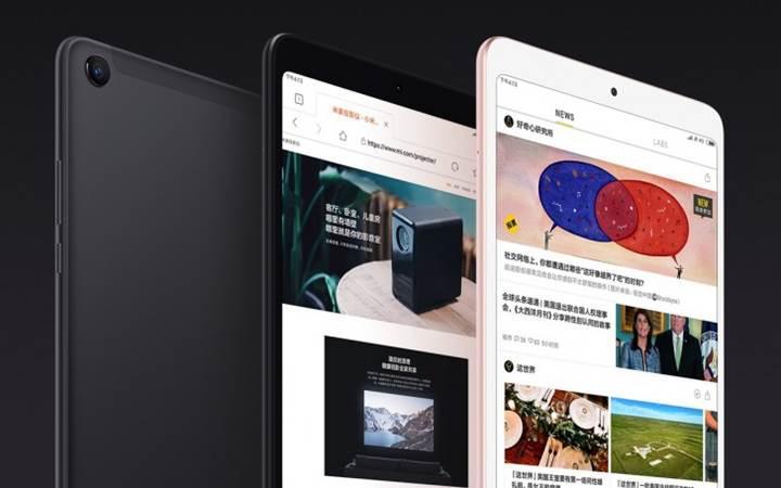 iPad katili Mi Pad 4 tanıtıldı! İşte özellikleri ve fiyatı