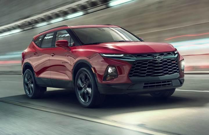 2019 Chevrolet Blazer SUV hakkında bilinmesi gereken 10 şey