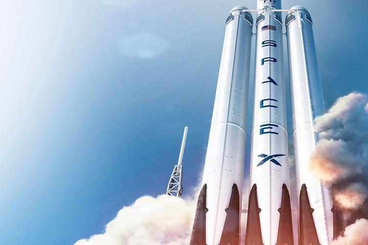 SpaceX, ABD Hava Kuvvetleri'ne ait özel uyduyu taşıyacak