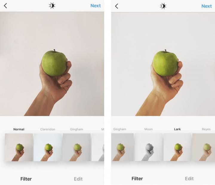 Instagram'ın en popüler 10 filtresi açıklandı