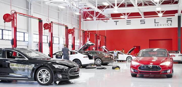 Tesla'nın Türkiye'de açacağı ilk mağazanın konumu belli oldu