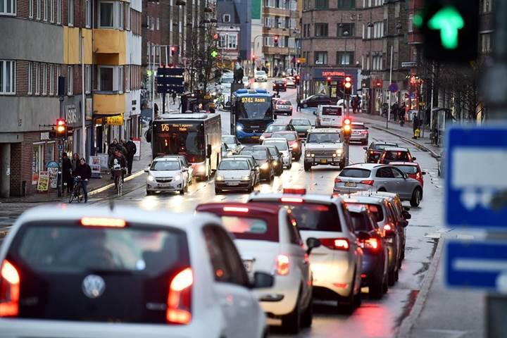 Trafik tıkanıklığını azaltan akıllı telefon sistemi geliştiriliyor