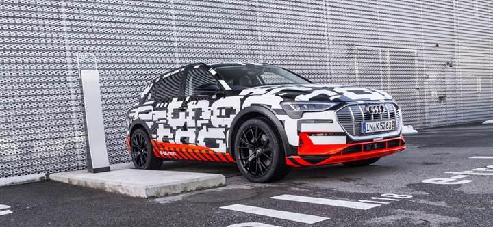Audi, ilk tam elektrikli aracının tanıtım tarihini erteledi