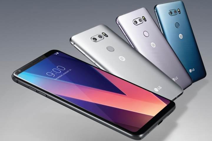 LG V40 beş kameraya sahip ilk akıllı telefon olabilir
