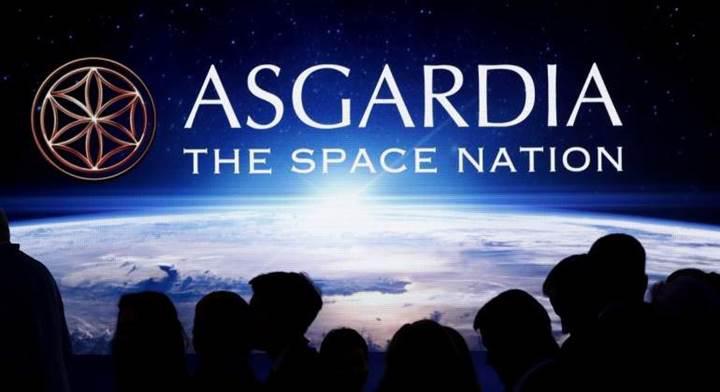 Uzay ülkesi Asgardia'nın devlet başkanı seçildi