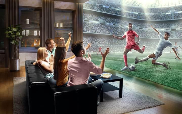 Araştırma: Türkiye, Dünya Kupası için büyük ekrana terfi ediyor