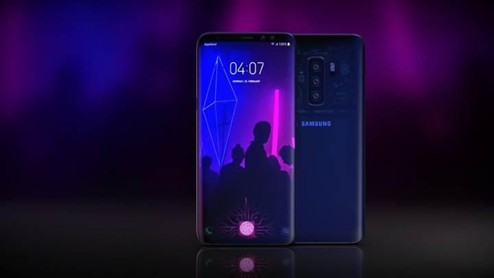 Samsung, 5 inç ekrana sahip bir Galaxy S10 varyantı çıkarabilir
