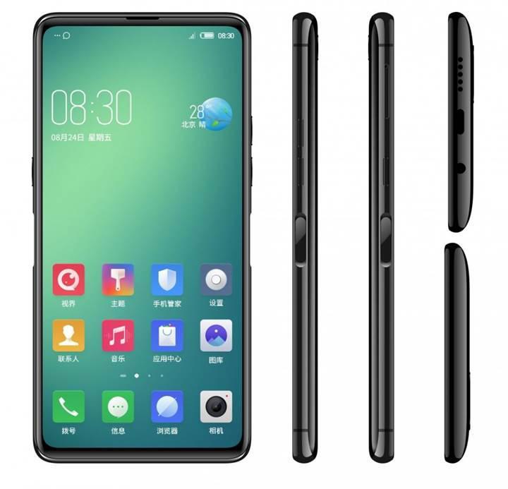ZTE Nubia'dan çentik ve selfie kamerası olmayan, çift ekranlı akıllı telefon