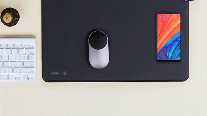 Xiaomi kablosuz şarj özelliği sunan mouse pad çıkardı