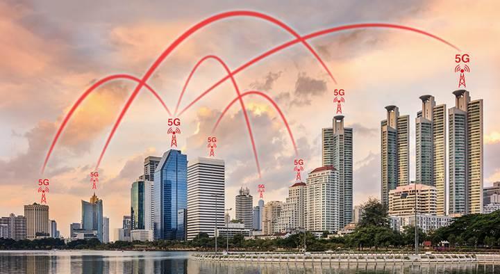 Dünyanın ilk ticari 5G ağı hizmet vermeye başladı