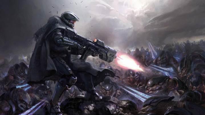 Halo oyun serisi dizi oluyor