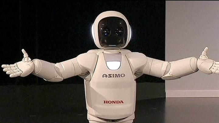 Honda'nın ünlü robotu Asimo emekli oluyor