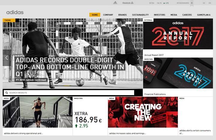 Adidas, web sitesinin hacklendiğini ve kullanıcı bilgilerinin çalındığını açıkladı