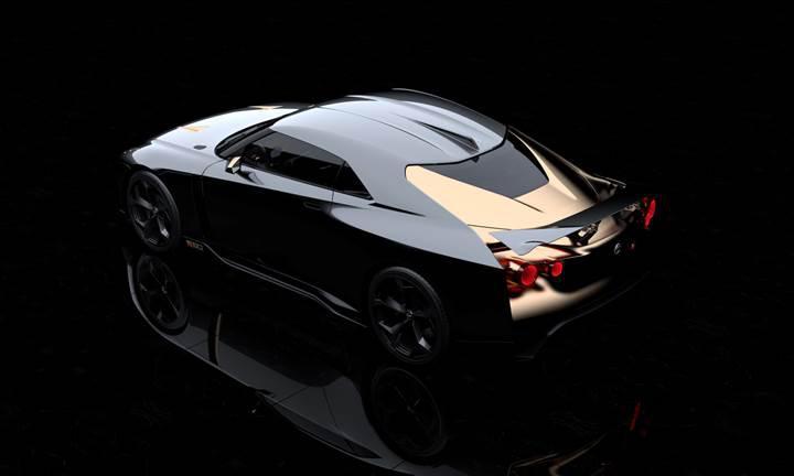 Italdesign'ın tasarladığı Nissan GT-R50 ile tanışın